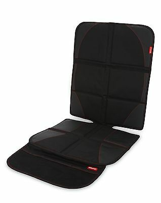 Diono Ultra Mat Car Seat Protector with Pockets Child  Black