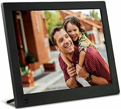 NIX Advance - 12 inch Digital Photo & HD Video (720p) Frame with Motion Se..
