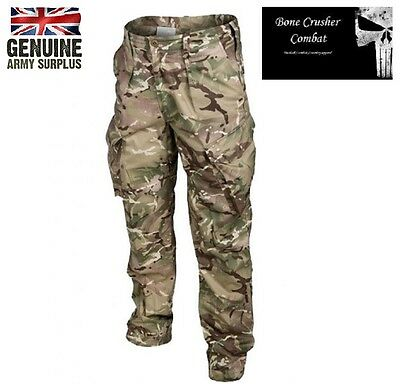 Genuine British Army Pcs  Mtp Multicam  Trousers–Various Sizes