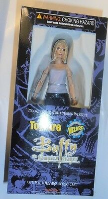 Buffy Toyfare Wizard Exclusive Action Figure.moore Collectables