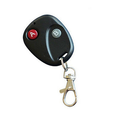 DC 12V RF Remote Control Key Garage Gate Door Transmitter Wireless 433MHz