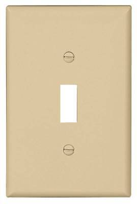 ORGL-4776845-Arrow Hart PJ1-CP Mid Size Unbreakable Wall Plate, 1 Gang, 4-1/2 i