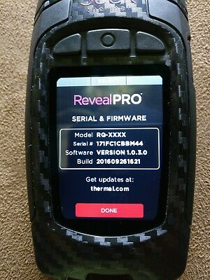 Seek RevealPro  Thermal Imaging Camera