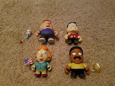 KidRobot Assorted Family Guy Blindbox Toys