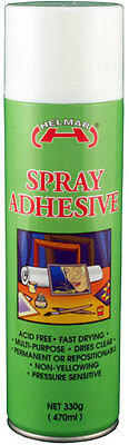 Helmar Spray Adhesive 330g
