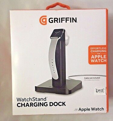 Griffin GC41536 WatchStand Charging Dock for Apple Watch - NEW