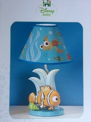 Disney Finding Nemo Baby Lamp