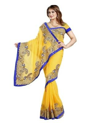 Indian Designer Saree, Party and wedding wear saree, sari lehanga choli blouse