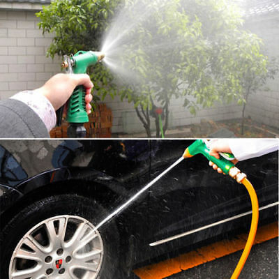 Portable High Pressure Car Washing Water Gun Copper Head Cleaning Machine Tools