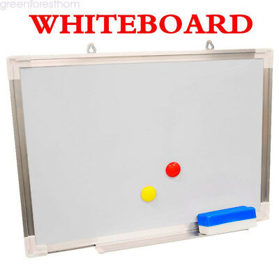 WHITEBOARD Brand  Magnetic 500mm x350mm Commercial Quality
