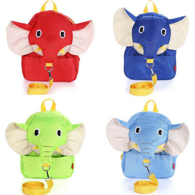 Toddler Backpack Kids Insulated with Safety Harness Leash Preschool Backpack AU