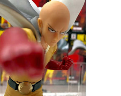 NEW ONE PUNCH MAN Saitama DXF Real Hero 5 'Painted Figure JAPAN Box