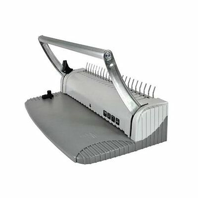 Comb Binding Machine Manulal Binds 115 Sheets For Combs up to 14mm A4 CUP5k/MEZ