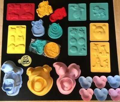 Disney Cakes Sweets Magazine *** Decorating Cutters, Moulds & 27 Magazines