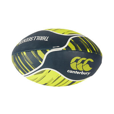 Canterbury Thrillseeker Training Beach Rugby Ball Total Eclipse Size 4 Size 5