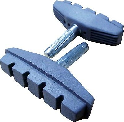 Cantilever All Weather Brake Blocks Pads Shoes Alloy Rims 50Mm X 1 Pair (502)