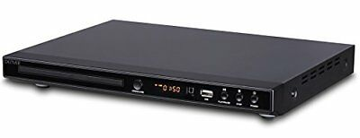Denver DVH-1244 Multi Region DVD Player   Upscaling DVD player 1080p With HDMI,
