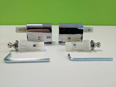 Replacement TC Traditional & Contemporary Toilet Seat Soft Close Hinges