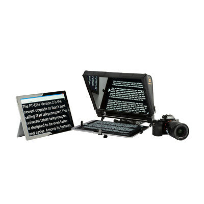ikan Elite Universal Large Tablet, Surface Pro, and iPad Pro Teleprompter (PT-EL