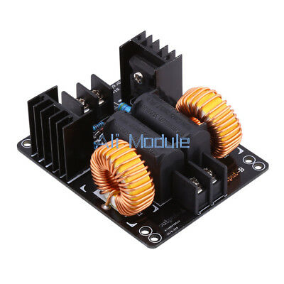 ZVS 20A 1000W Low Voltage Induction Heating Board Module Flyback Driver Heater