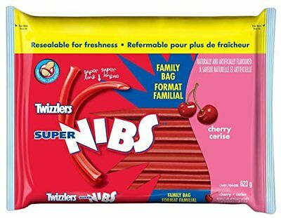Twizzlers Cherry Super Long Nibs 623gm
