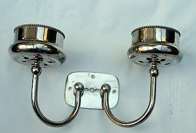 Antique Double Cup Holder