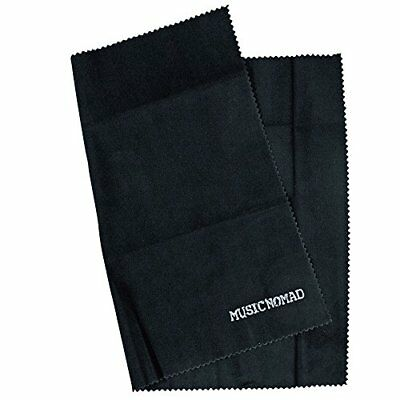 MusicNomad Microfiber Suede Polishing Cloth