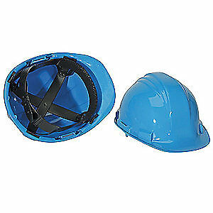 HONEYWELL NORTH Hard Hat,4 pt. Pinlock,Sky Bl, A89070000, Sky Blue