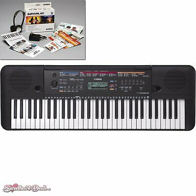 yamaha psr 400 electronic keyboard cad picclick ca. Black Bedroom Furniture Sets. Home Design Ideas