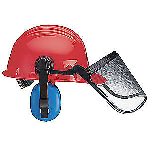 HONEYWELL NORTH Forestry Kit,C,Red,4 pt. Pinlock, FK13, Red