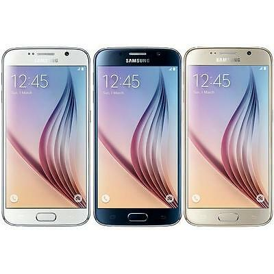 Samsung Galaxy S6 EDGE G925V SmartPhone Verizon + GSM Unlocked 32gb ALL COLORS