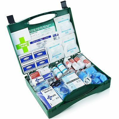 210 Piece Premium First Aid Kit (BSI Large)