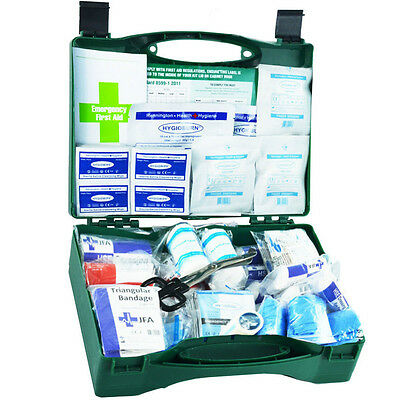 138 Piece Premium First Aid Kit (BSI Medium)