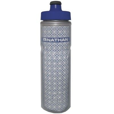 Nathan Fire &; Ice Bottle 600ml Drinking Bottle 4420NEU Blue