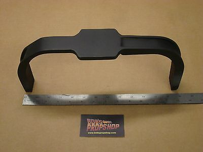 Bumper Guard for Ghostbusters Proton Pack - Cast in Black Resin