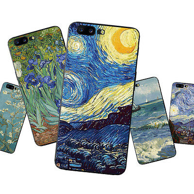 Case For Oneplus 2 3 3T 5 Soft TPU Silicone Phone Back Cover Shell Painting