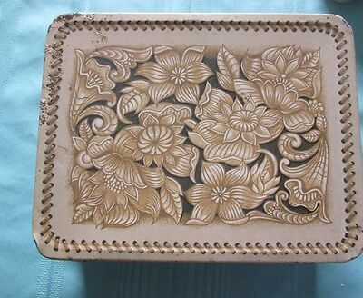 Vintage Western Style Lunch Box