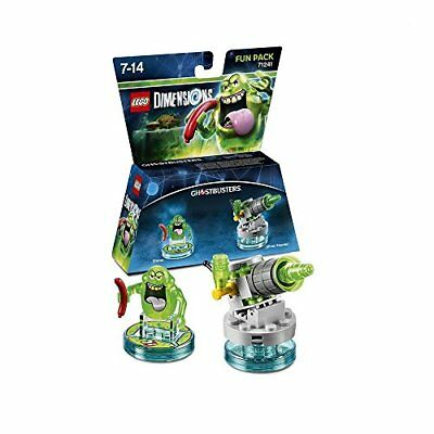 LEGO Dimensions, Ghostbusters, Slimer Fun Pack (DVD-ROM)