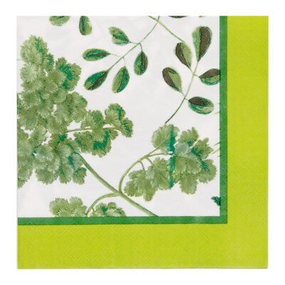 NEW Ulster Weavers RHS Foliage Paper Napkins 20pk