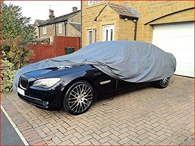 Quality Waterproof Car Cover Jaguar Xf All Years Heavy Duty Cotton Lined Luxury