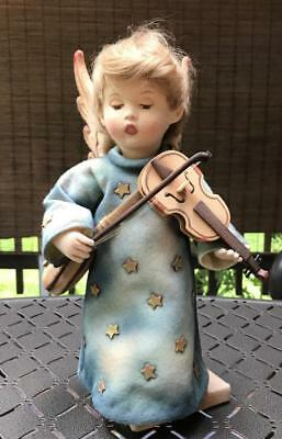 $975 Celestial Musican by R John Wright LE 100 MIB w/ COA the Hummel Collection