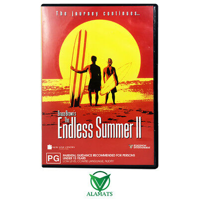 The Endless Summer 2 (DVD) Cult Surfing Documentary - Bruce Brown