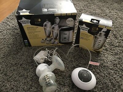 Tommie Tippie Express And Go With Breast Pump