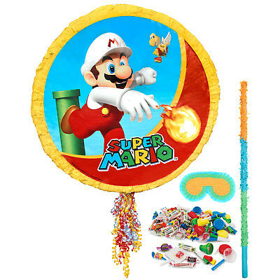 Mario Bros Pinata Kit - Party Supplies