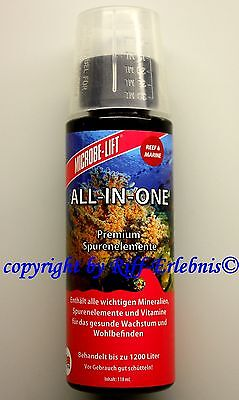 ALL IN ONE 118ml Microbe-Lift Premium Spurenelemente  8,89€/L
