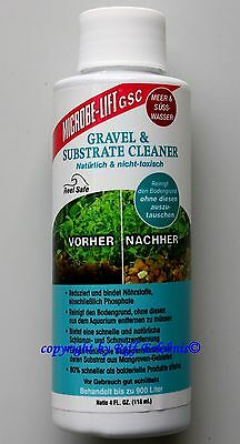 Gravel & Substrate Cleaner 118ml Microbe-Lift Süß- und Meerwasser 92,37€/L
