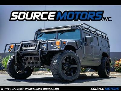 "2003 Hummer H1 Wagon 4dr Turbodiesel 2003 Hummer H1 Wagon, 22"" Rockstar II's, Leather, Predator Stage 4 Kit, Roof Rac"