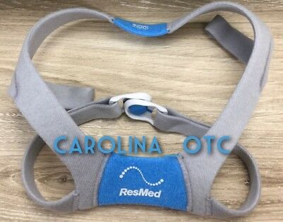 NEW Resmed AirFit N20 Headgear w/ Magnetic Clips Sleep Apnea Accessory CPAP NEW