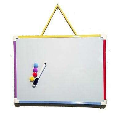 Whiteboard 11x14 - Kids Room Dry Erase Board Magnetic