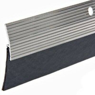 ORGL-4517538-Frost King A79/36H Door Sweep, 36 in L x 2 in W, Aluminum/Reinforc